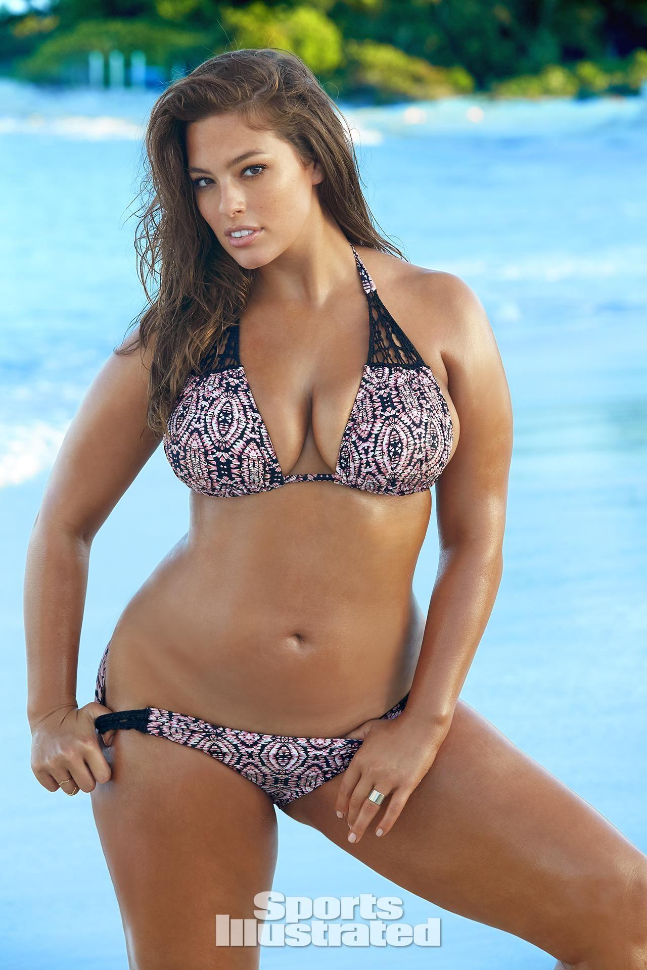Ashley Graham 2016 Si Swimsuit Photos Swimsuit Models Ashley Graham Sports Illustrated Swimsuit Issue
