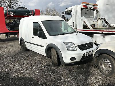 Ebay  Ford Transit Connect  T White Non Runner Spares Or Repair Carparts