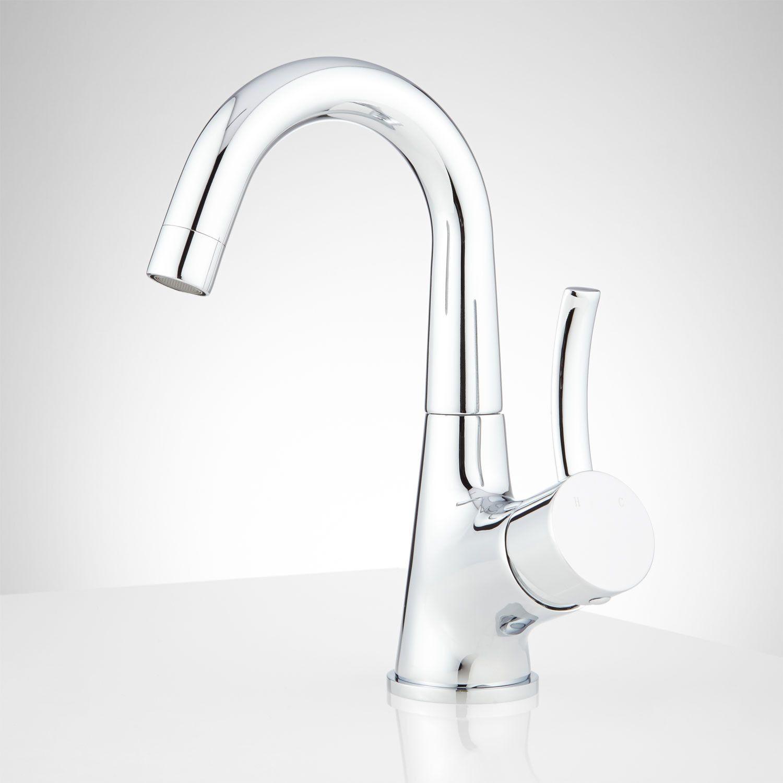 Tarver Single Hole Bathroom Faucet Single Hole Faucets
