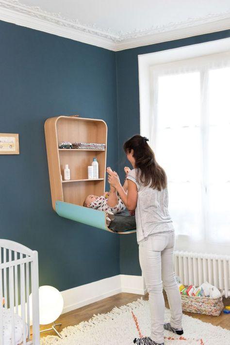 Dicas para decorar o quarto do bebê em pequenos espaços | Muebles ...
