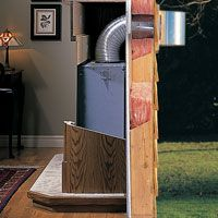 The beauty of Regency Direct Vent technology is that you do not ...