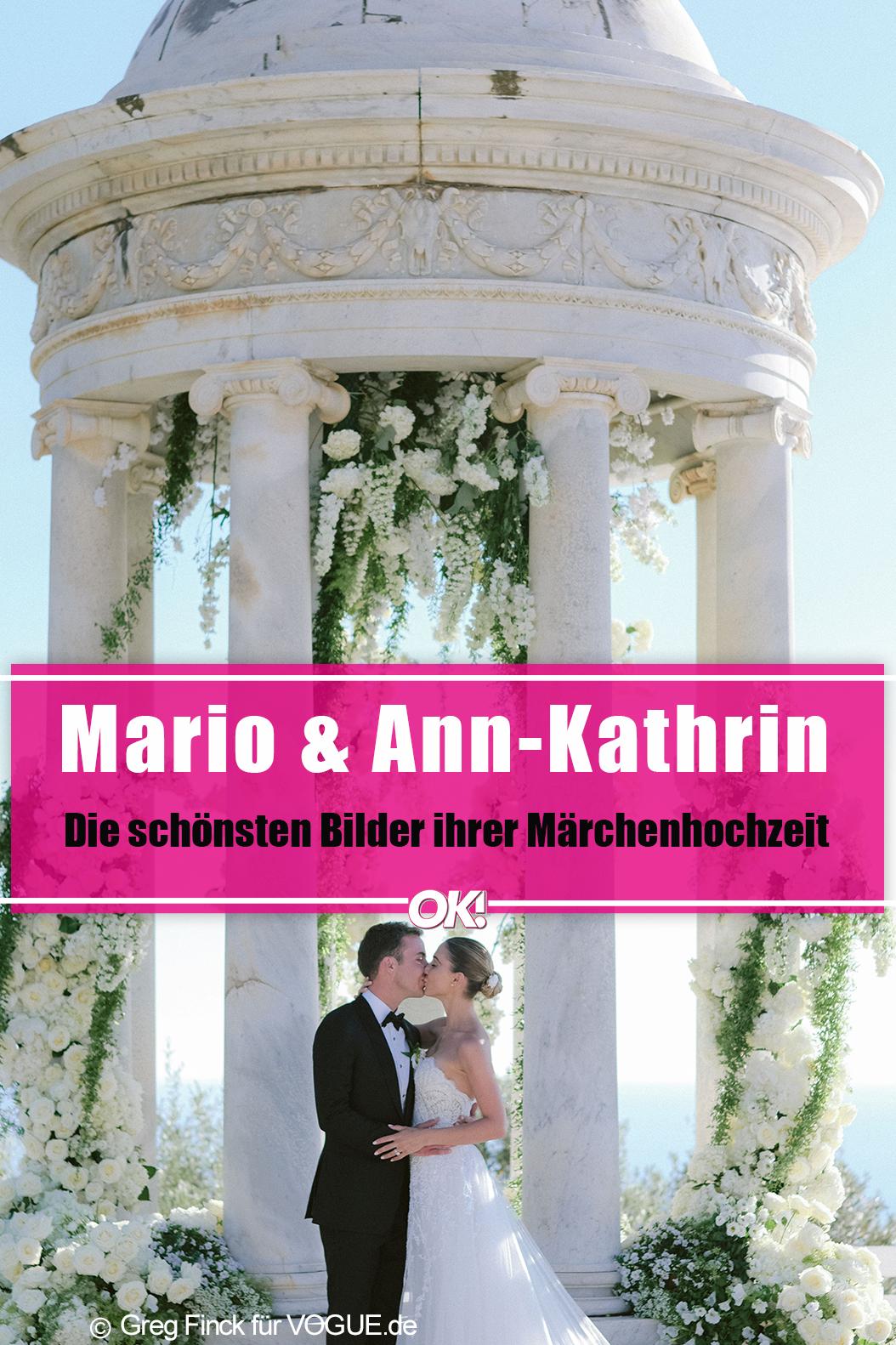 Mario Gotze Ann Kathrin So Schon War Ihr Brautkleid Hochzeit Marchenhochzeit Brautkleid