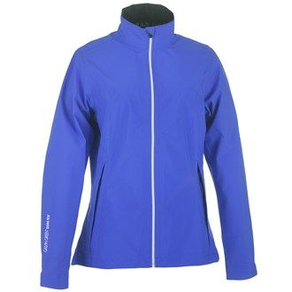 Galvin Green Ladies Anne Gore-Tex Paclite Jacket Waterproof full zip jacket in GORE-TEX Paclite Technology fabric. Ultralight and ultra packable with excellent breathabilty. Feminine cut jacket with a subtle design and zipper in a contrasting colour http://www.MightGet.com/may-2017-1/galvin-green-ladies-anne-gore-tex-paclite-jacket.asp