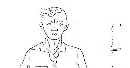 Pin Oleh Psikotes Untuk Kamu Di Yang Saya Simpan Menggambar Orang Gambar Orang