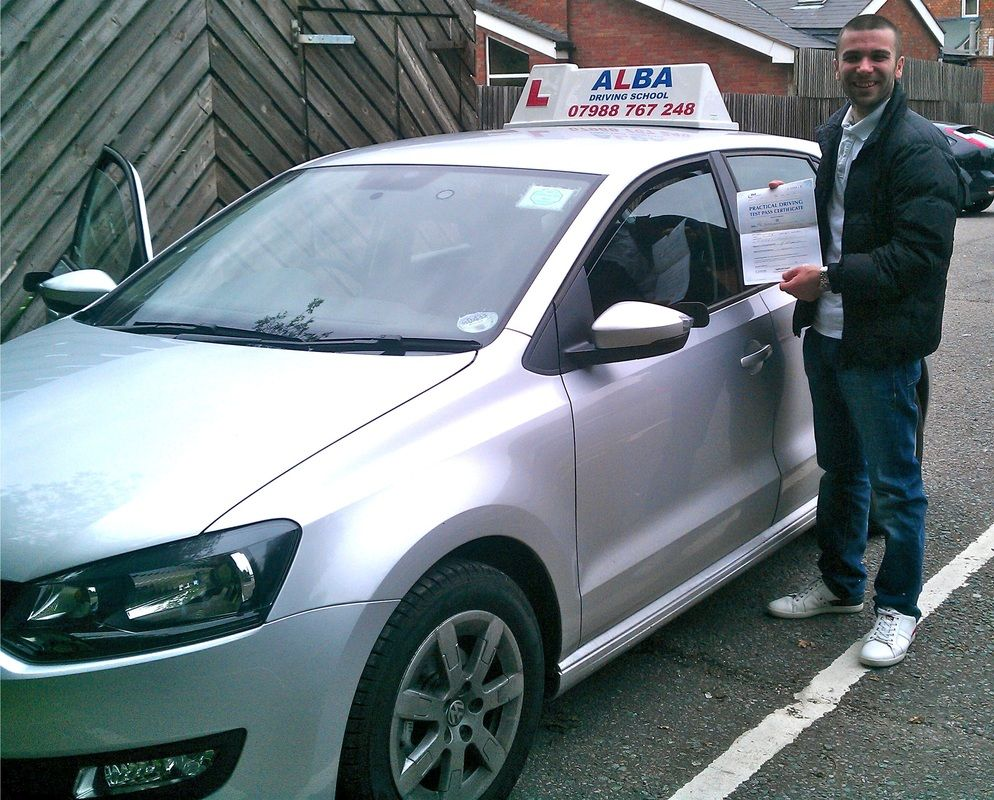 ALBA Driving School Automatic Driving Lessons Birmingham