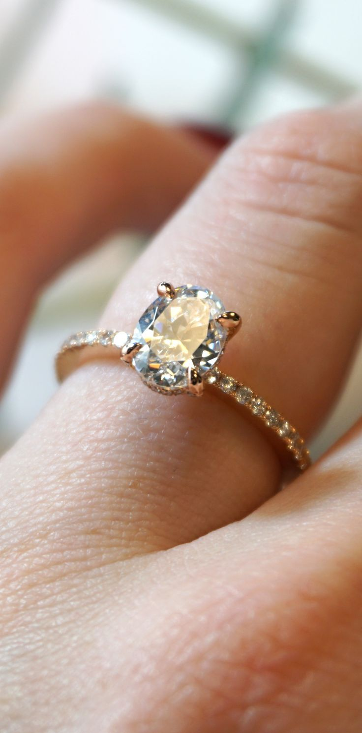 Diamond Engagement Ring Popular Engagement Rings Designer