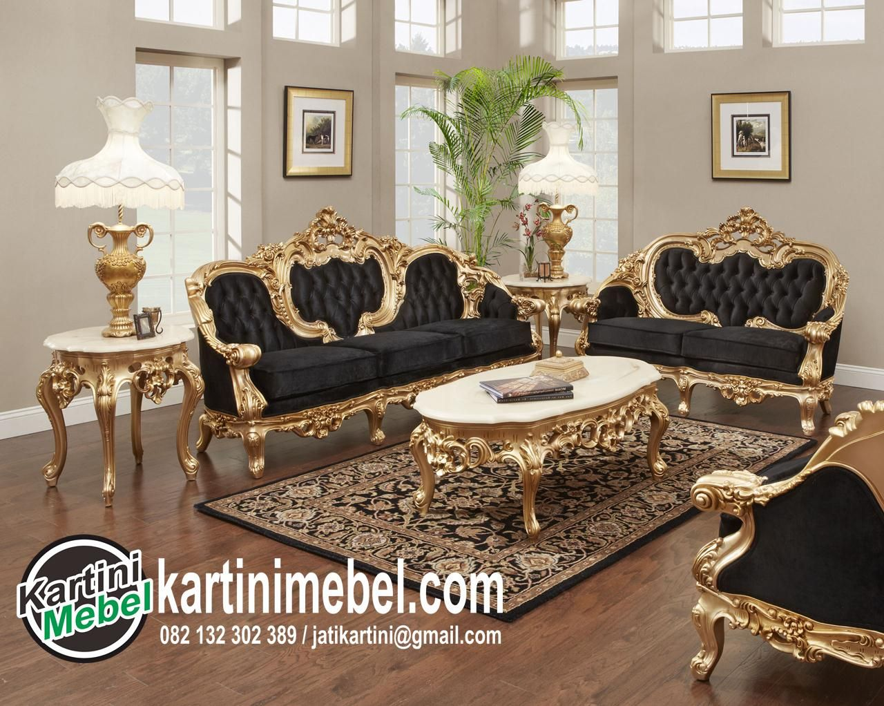 Harga Yang Terdapat Pada Kursi Tamu Sofa Terbaru Classic Vanexia