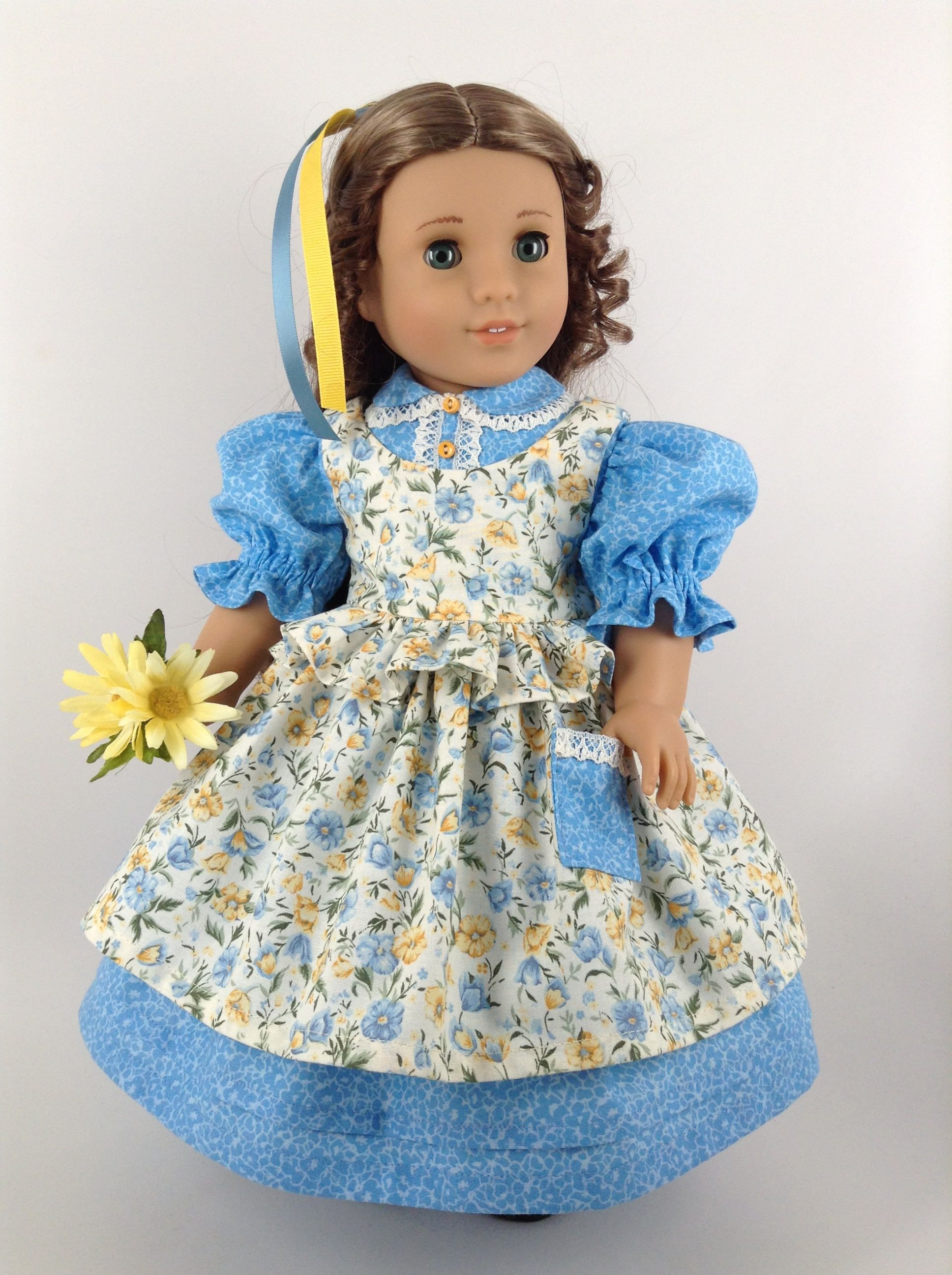 Hfdollboutique long dresses pinterest dolls american girls