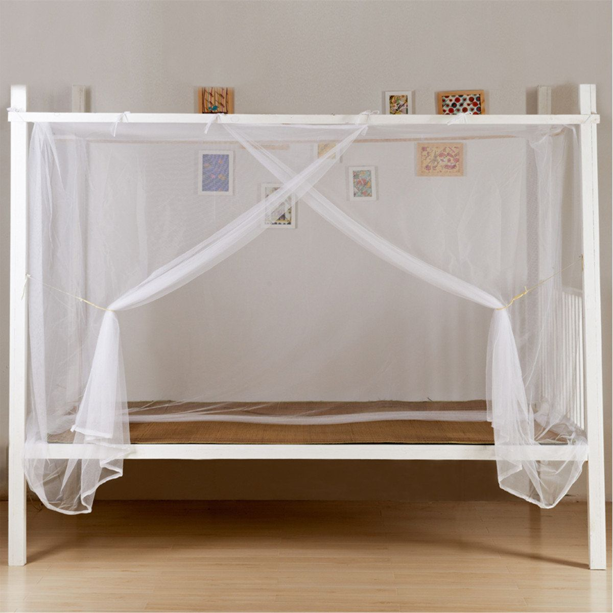 Mosquito Net Bed Canopy Dome Netting Fly Insect Protection Bed Outdoor Curtain  sc 1 st  Pinterest & Mosquito Net Bed Canopy Dome Netting Fly Insect Protection Bed ...