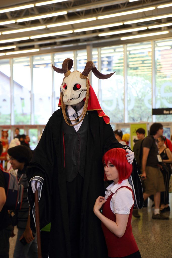 Photo of Elias Ainsworth and Chise Hatori – The Ancient Magus' Bride