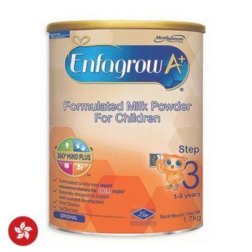 Malaysia Enfagrow A+ Step 3 Milk Powder 1 7kg  Online