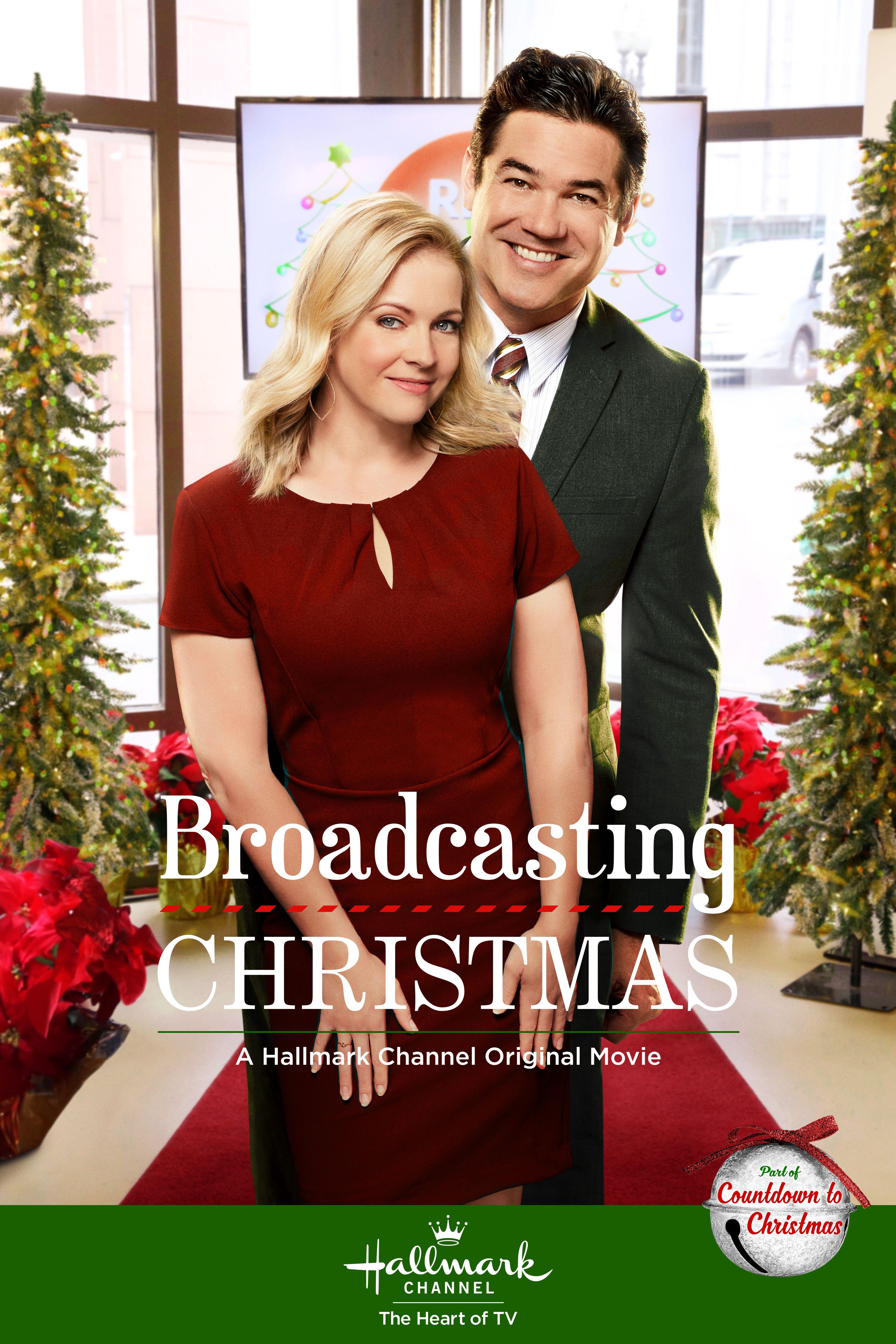 Hallmark S Broadcasting Christmas 2016 With Images Hallmark
