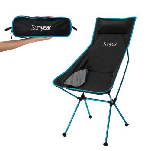 folding chair rubber feet high back swivel chairs flying saucer shaped and anti trap slip nylon cloth not hard lifting better durability strong bearing capacity
