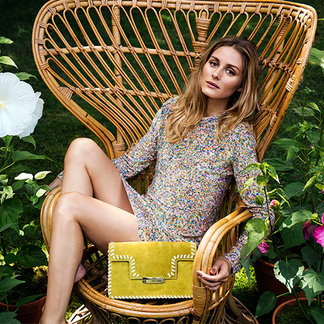 Already missing summer? Olivia and AERIN's new Hamptons photo gallery is the perfect cure:
