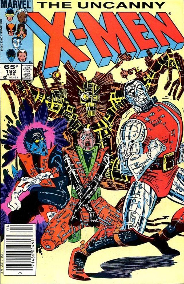 The Uncanny X-Men Comic Book #194 Marvel Comics 1985 VERY FINE NEW UNREAD