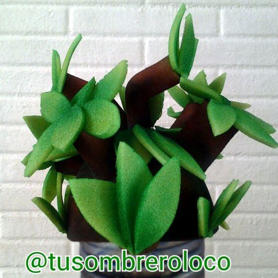 Resultado de imagen de disfraz arboles selva | carnaval | Pinterest ...