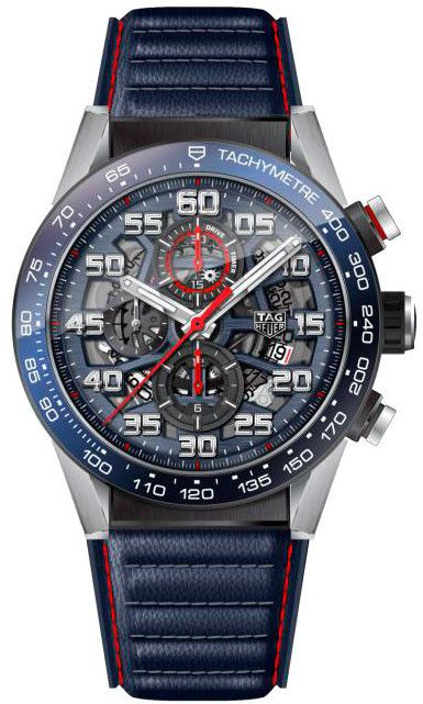 b0e4de822ee TAG Heuer Watch Calibre Heuer 01 Red Bull Special Edition Pre-Order ...