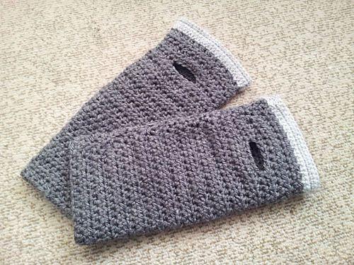 Ravelry: Crochet fingerless gloves pattern by Jo Bund   Haken en ...