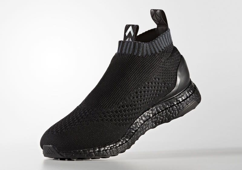 adidas ace 16 purecontrol ultra boost triple black sneakers