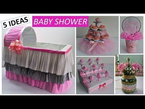 646c1bd83 5 Ideas Fáciles y Económicas BABY SHOWER NIÑA
