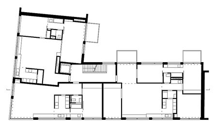 Edificio Riff Raff Viviendas Cine Y Bistro Staufer Hasler Architekten Meili Peter Architekten Zurich Suiza 20 Architecture How To Plan