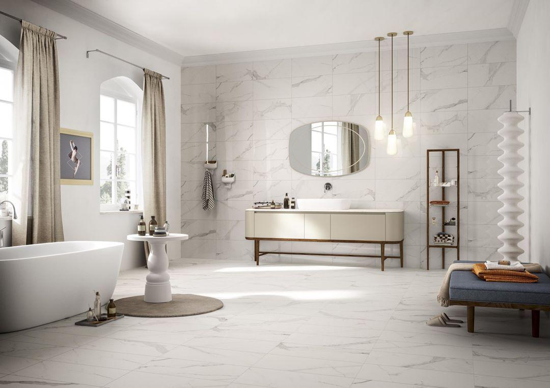 Akdo S Renaissance Porcelain Follow Akdo On Instagram For More Bathroom Interior Design Marble Bathroom Wall And Floor Tiles