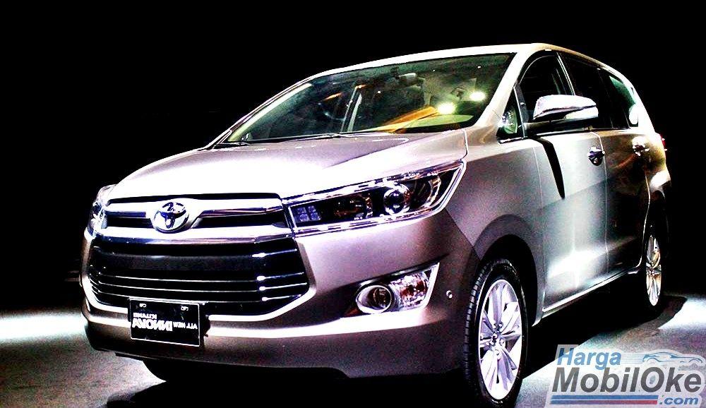 All New Kijang Innova Review Harga Grand Avanza Second Toyota 2016 Http Www Hargamobiloke Com