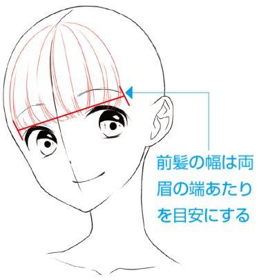 キャラクターの個性や特徴を表現するために 髪の毛は欠かすことのできないパーツです たとえいい表情が描けても 髪がうまく描けないとキャラクターの魅力は引き立ちません 今回は 男女それぞれの How To Draw Hair Anime Drawings Tutorials Manga Drawing