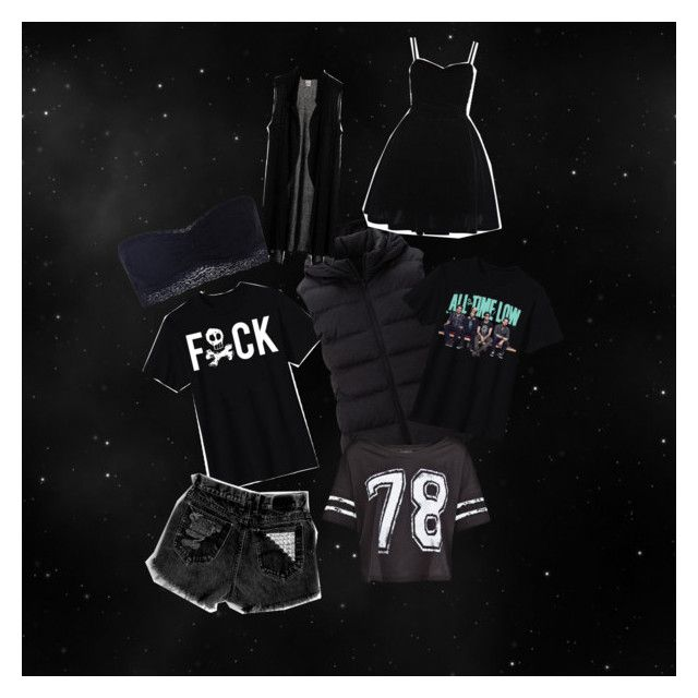 Fade into Darkness by callerholm-f on Polyvore featuring polyvore and art