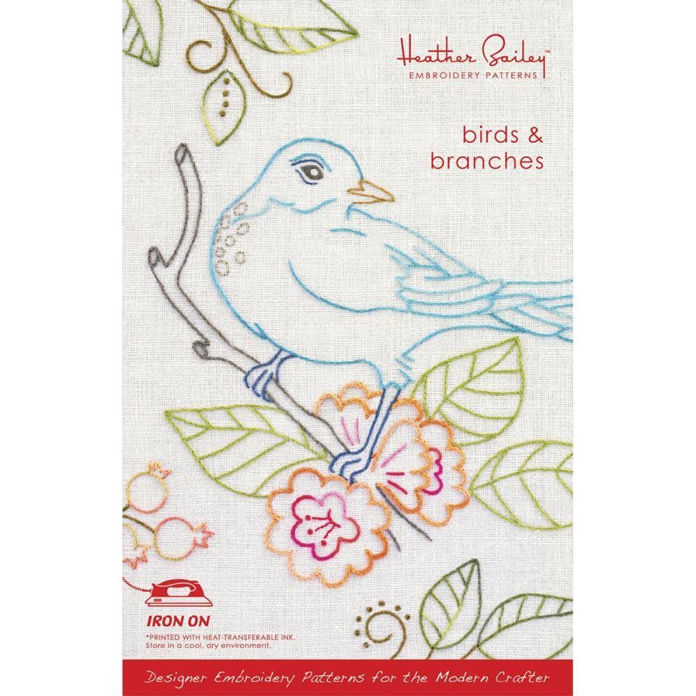 Heather bailey patternsbirds u branches heather ourourke