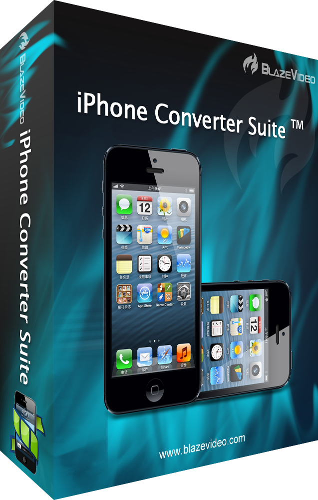 DVD/ Video Converter + iPhone Video Editor + Picture