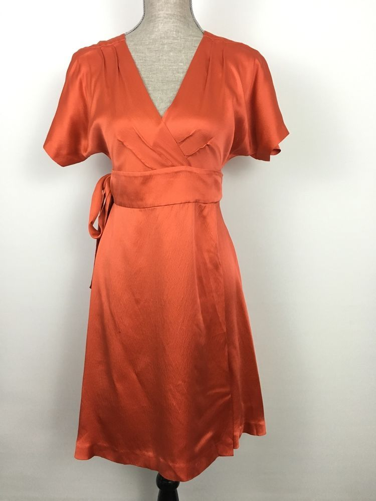 eBay Wrap Dress