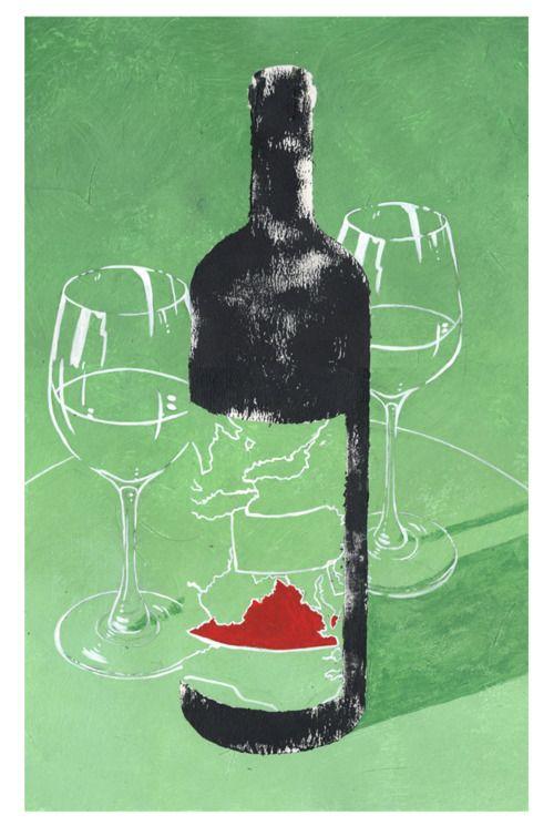 virginia wine   julia hodges