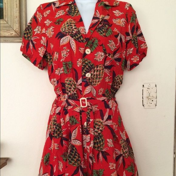 a4e21611b Polo Ralph Lauren retro jumpsuit Hawaiian romper BRAND NEW WITHOUT TAGS -  RARE AND SOLD-