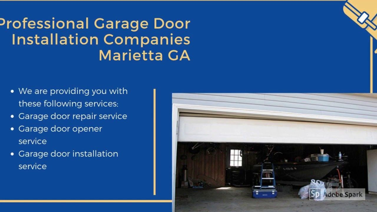 Licensed Garage Door Repair Companies Marietta Ga Door Repair