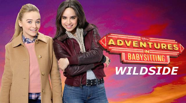 Una Aventura De Nineras Disney Pelicula Completa En Latino Adventures In Babysitting Sabrina Carpenter Sofia Carson