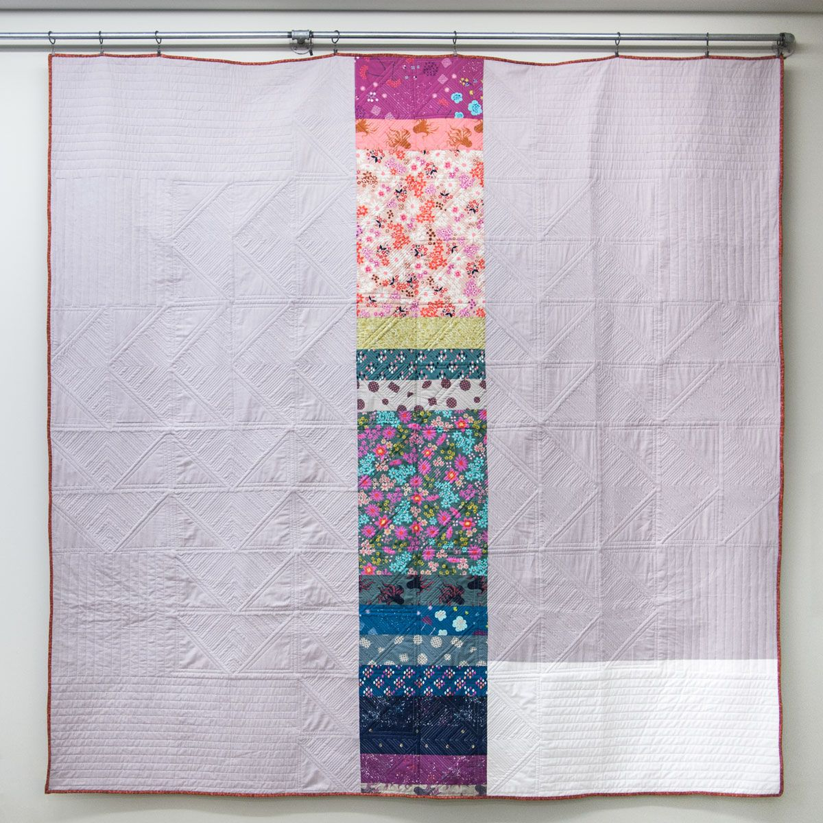Jaime's Cotton and Steel Four Winds Quilt | Fancy Tiger Crafts ... : quilting crafts - Adamdwight.com