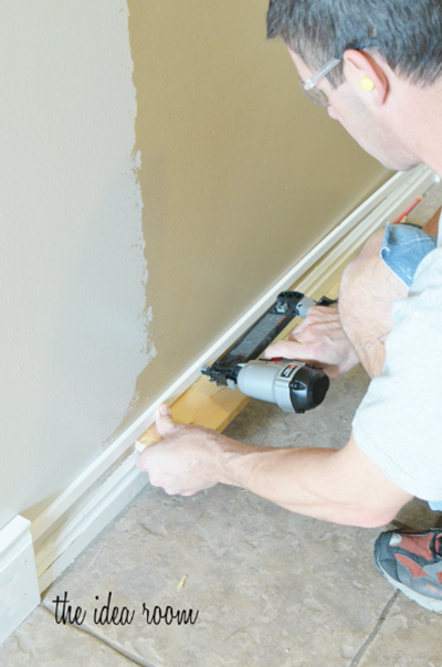 How To Make Baseboards Taller Baseboards Moldings And Trim Diy Molding