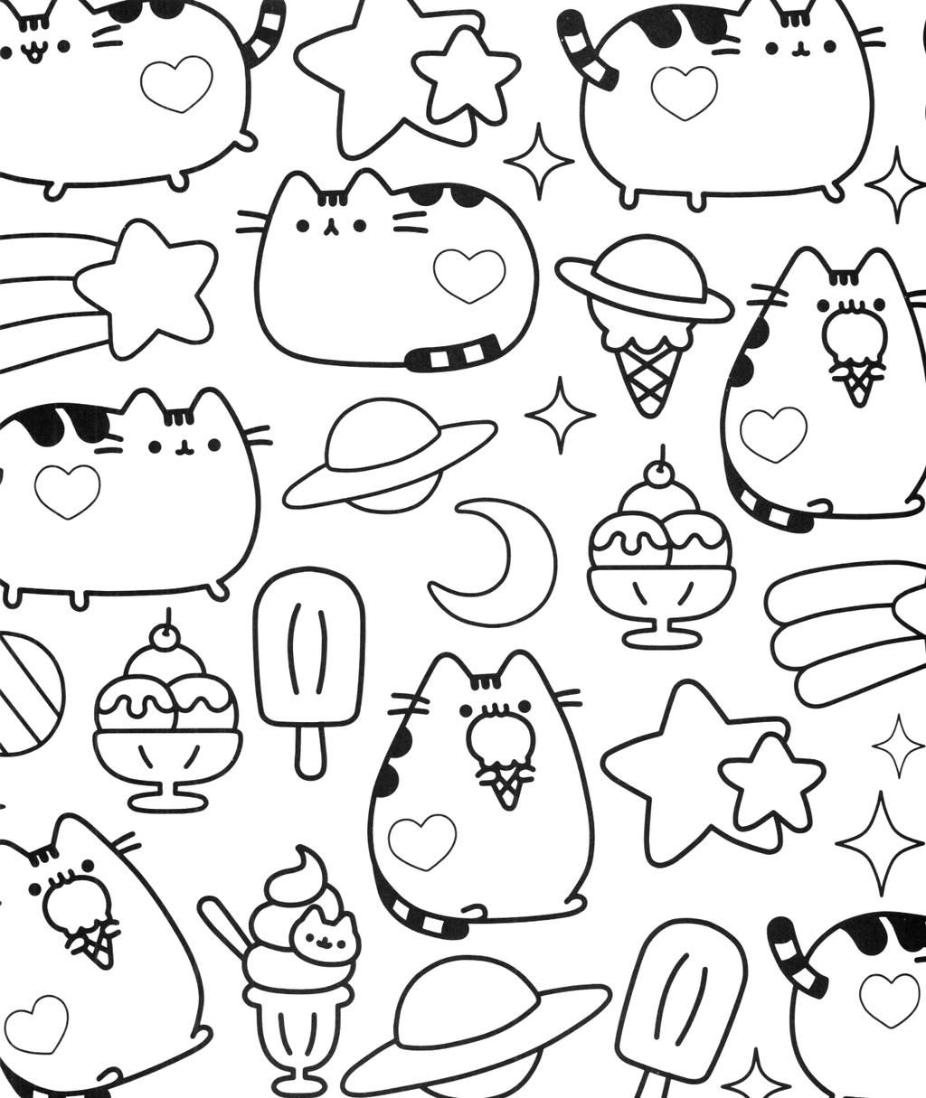 25 Inspired Photo Of Pusheen Cat Coloring Pages Entitlementtrap Com Pusheen Coloring Pages Emoji Coloring Pages Cute Coloring Pages