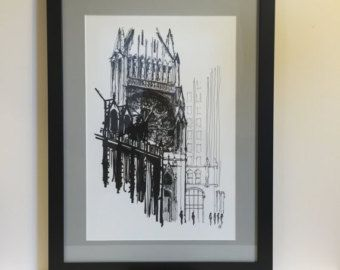pen and ink – Etsy