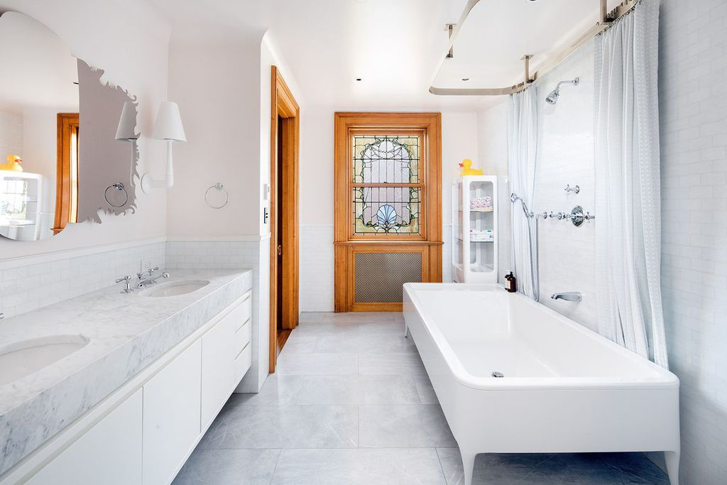 17 Prospect Park W Brooklyn Ny 11215 Zillow Bathtub Remodel
