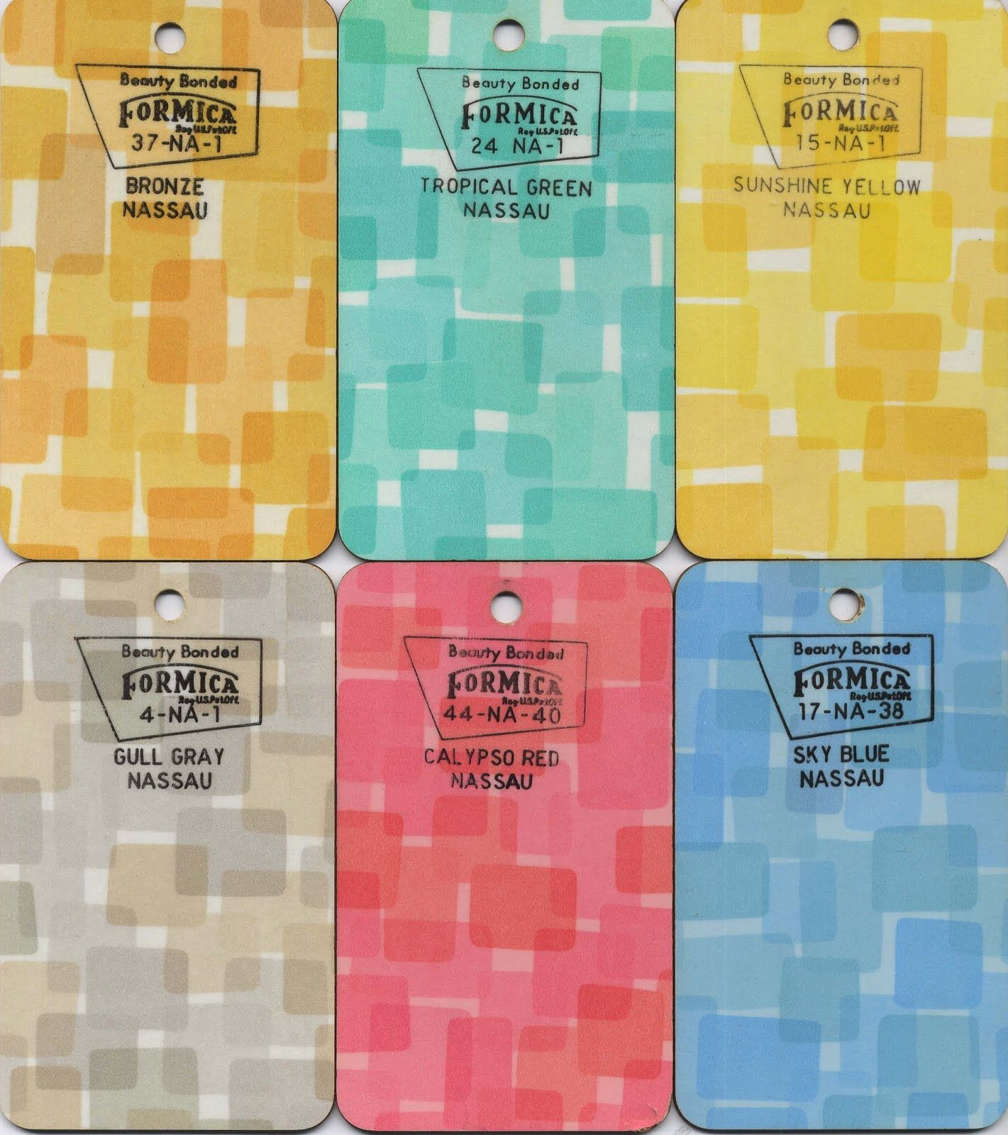 Charmant Formica Laminate Colors | Our Arts And Crafts Home: Vintage Formica