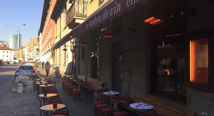 N'Ombra de vin, la Milano del buon bere