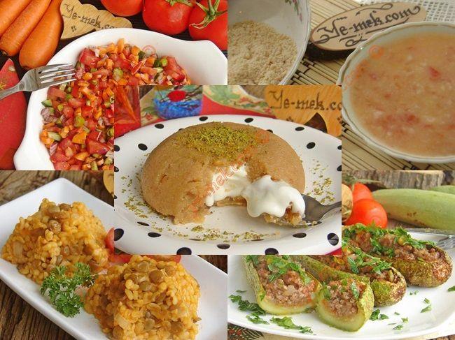 İftar Menüleri Tarifleri 12 Resimli Tarifi - Yemek Tarifleri | Iftar ...