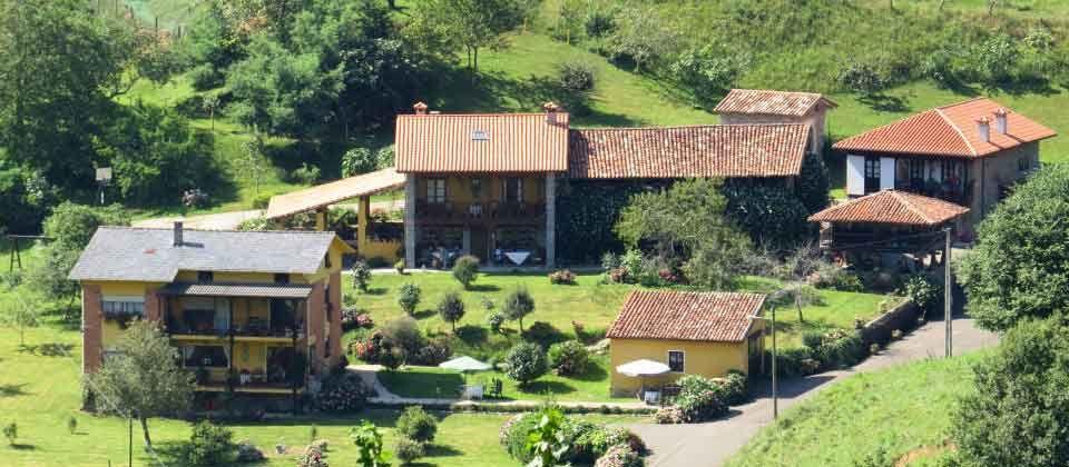 Caserío San Pedro | Casas Rurales en Asturias