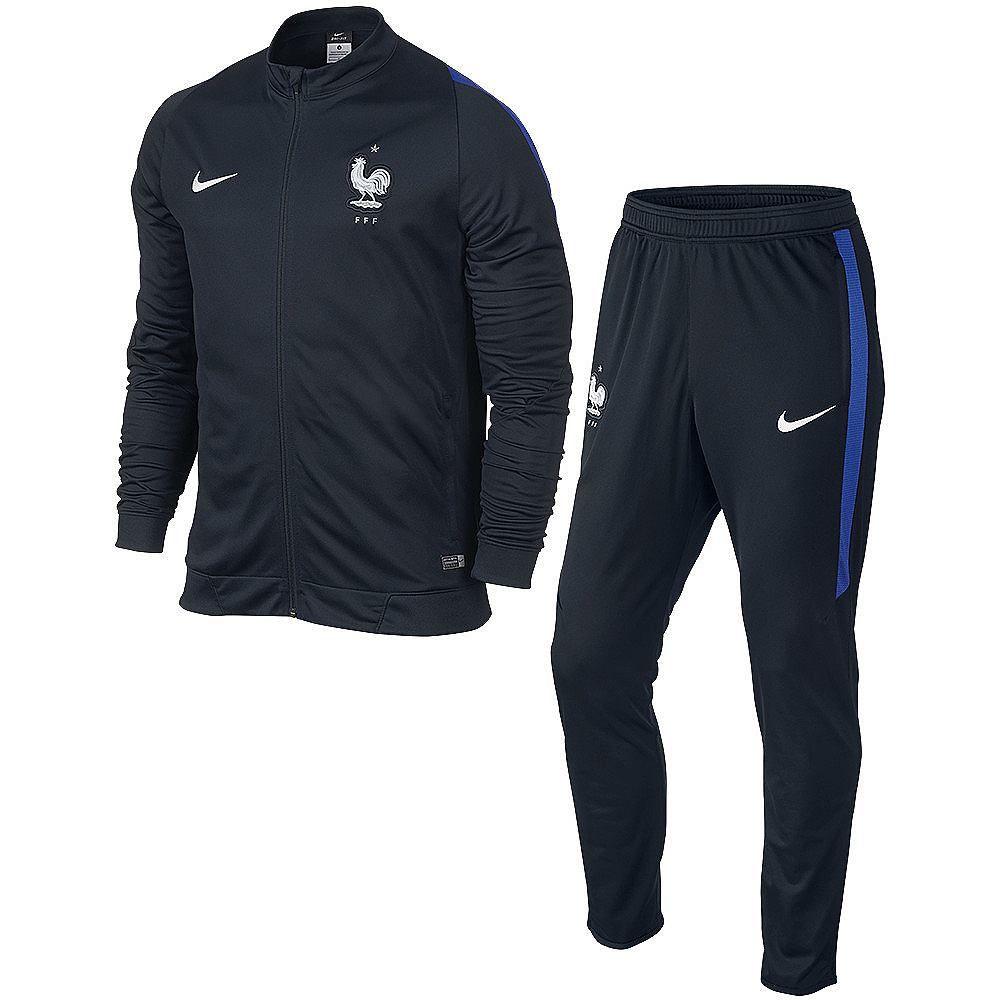 #Nike #Herren #Nike #Frankreich #Trainingsanzug #»Revolution« #blau