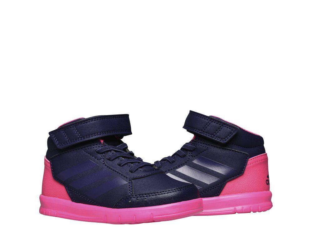 Adidas Altasport Dzieciece Biale Top Sneakers High Top Sneakers Sneakers