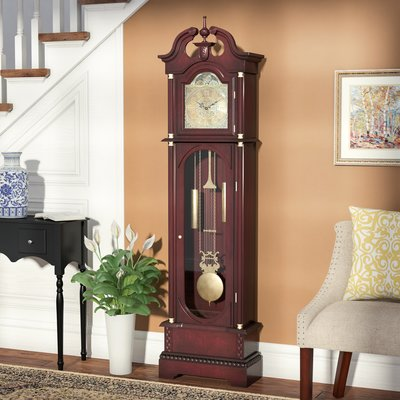 Red Barrel Studio 71.63″ Grandfather Clock | Wayfair