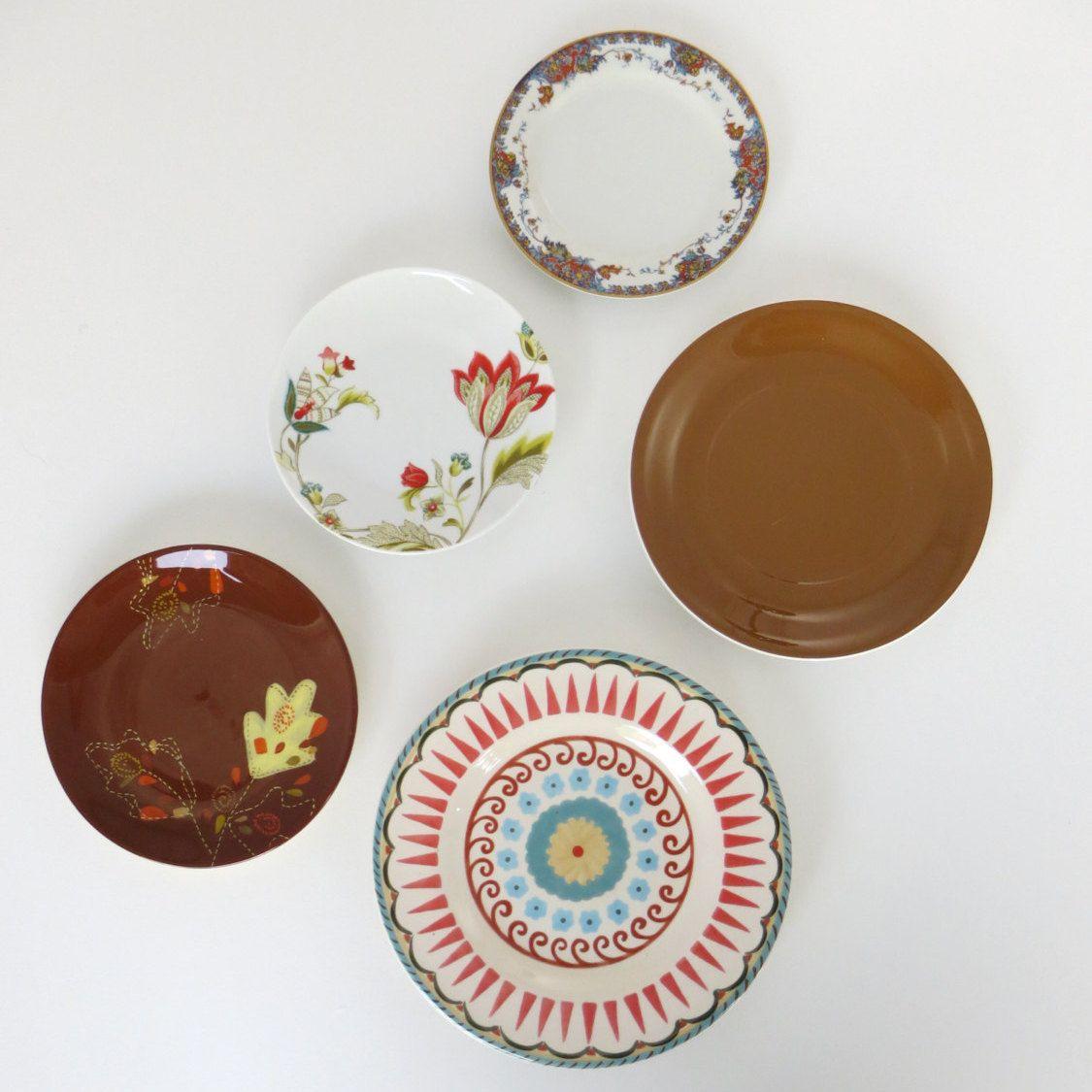 Kitchen Wall Decor, Decorative Plates, Rustic Country, Farmhouse ...