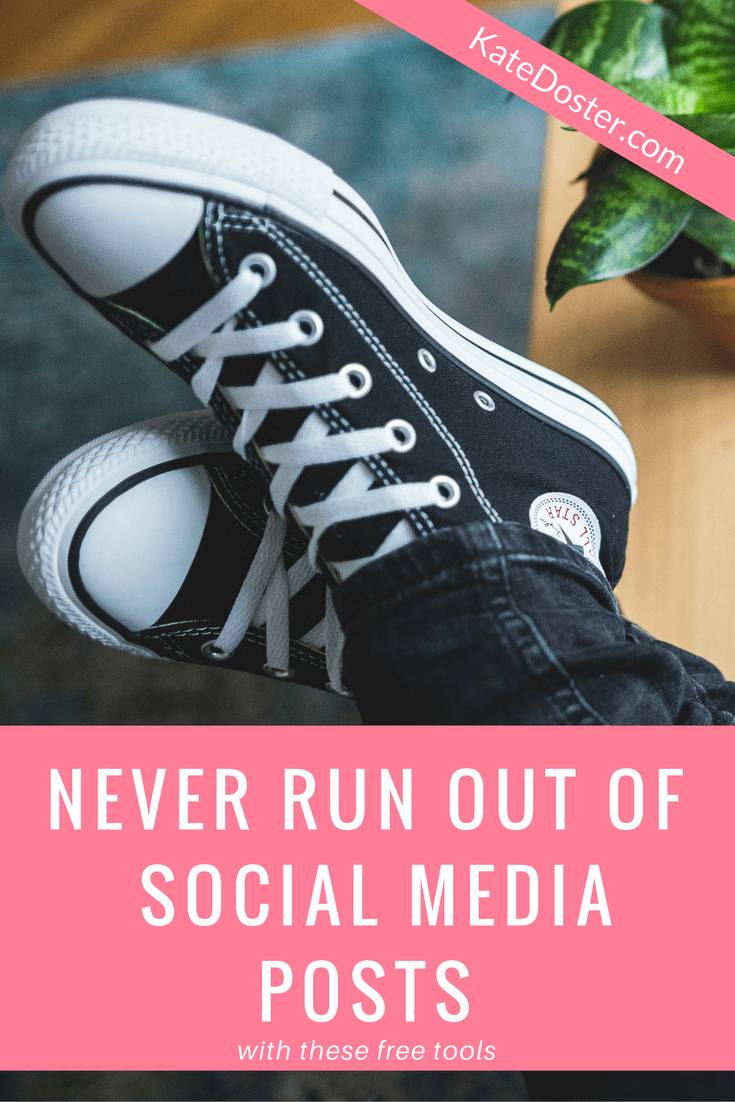 Use buffer and ifttt to consistently post to social media for free click now or repin for later